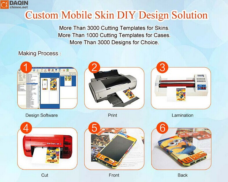 What Is The Daqin 3d Mobile Skin Designing And Making System Custom Mobile Case Machine Custom Phone Case Machine Custom Mobile Sticker System Screen Protector Cutter Chinee Net