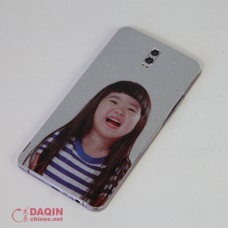 ... shining printing film for mobile skins u2013 Custom mobile case machine