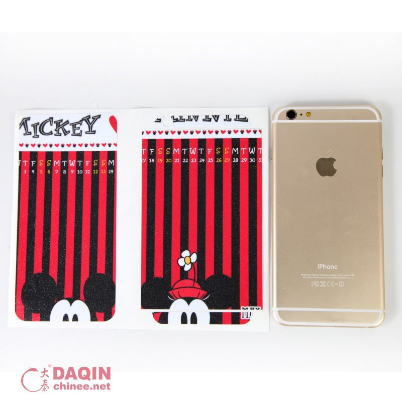 iPhone 6 skin sticker