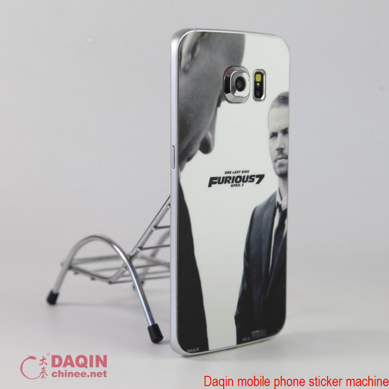 ... custom design on Samsung Galaxy S6 Edge u2013 Custom mobile case machine