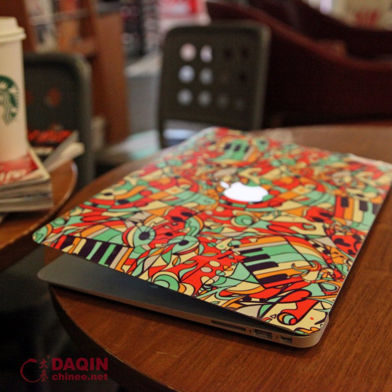 How to make custom MacBook skins – Custom mobile case machine
