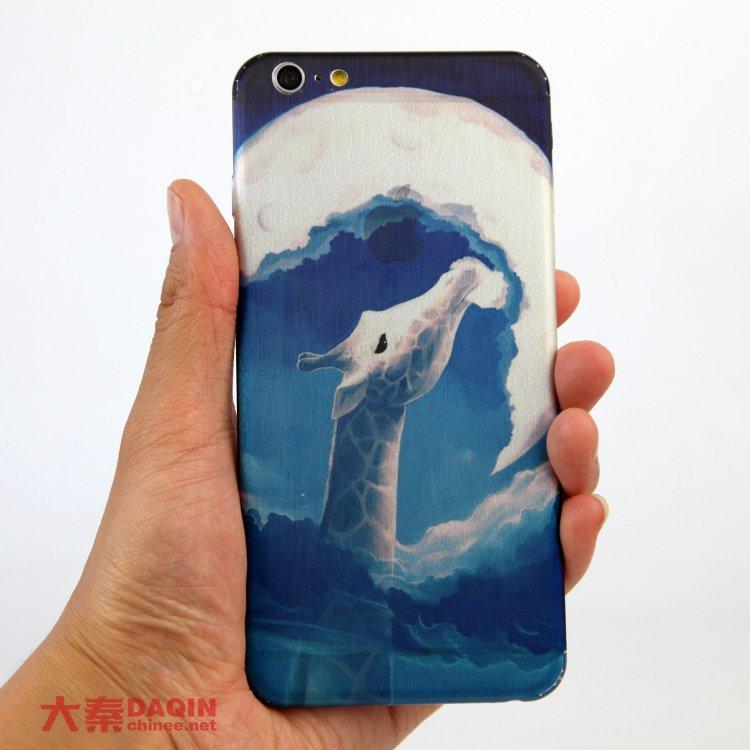 iphone 6 plus sticker,custom phone skins