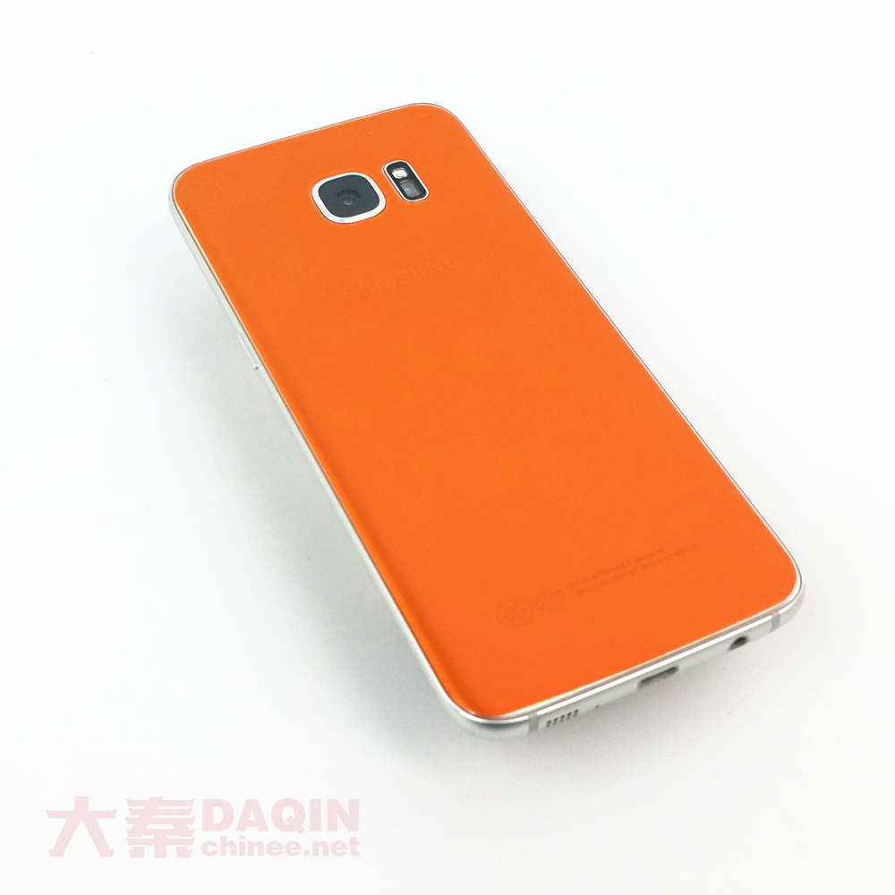 how to make orange samsung galaxy s7 edge custom mobile