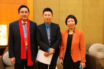 "CCTV 2 Focus on DAQIN Jeff.Li (""Dialogue""Presenter)"