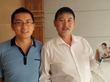 Spring Festival gala farmers singer ZW.Zhu focus on DAQIN item