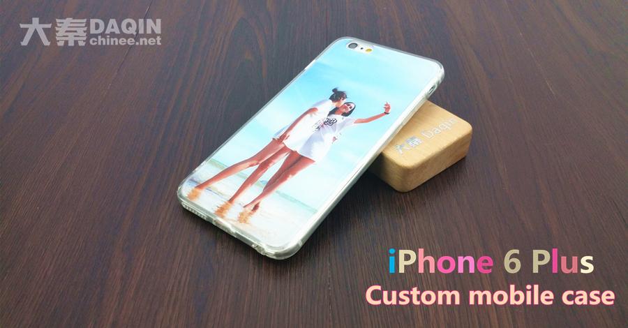 custom iphone 6 plus case