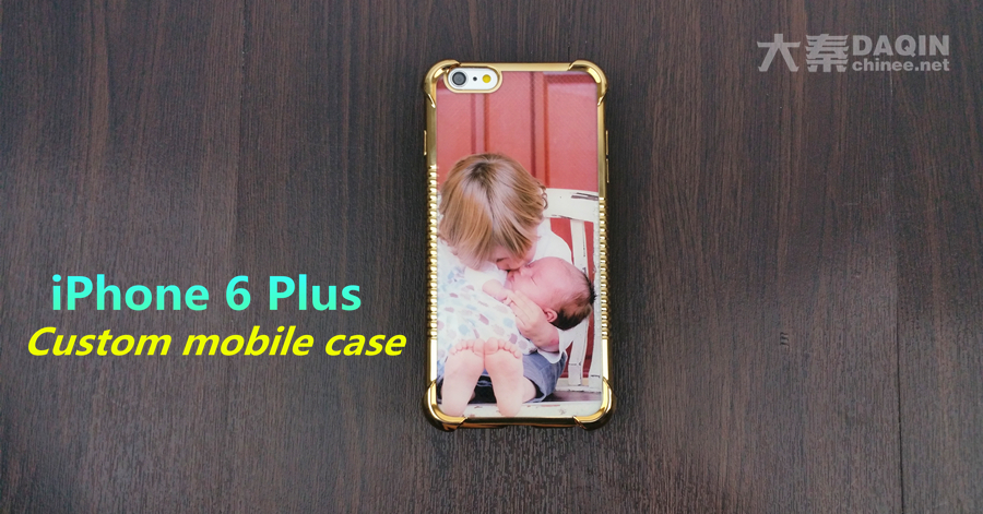 iPhone 6 plus anti-slip anti-shock case