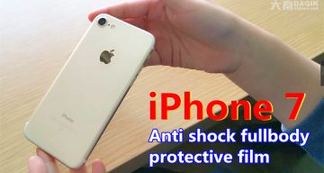 anti shock fullbody protective film