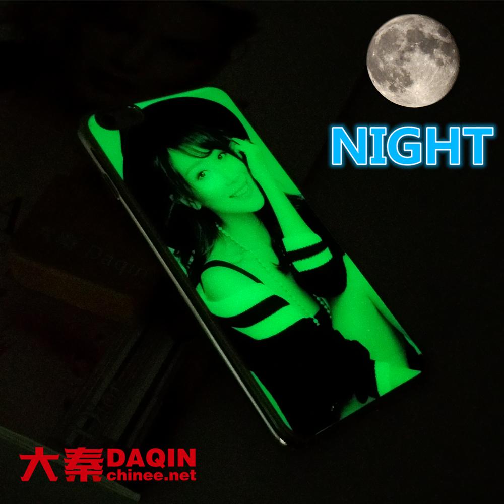 glow in the dark iPhone 6/6s plus case