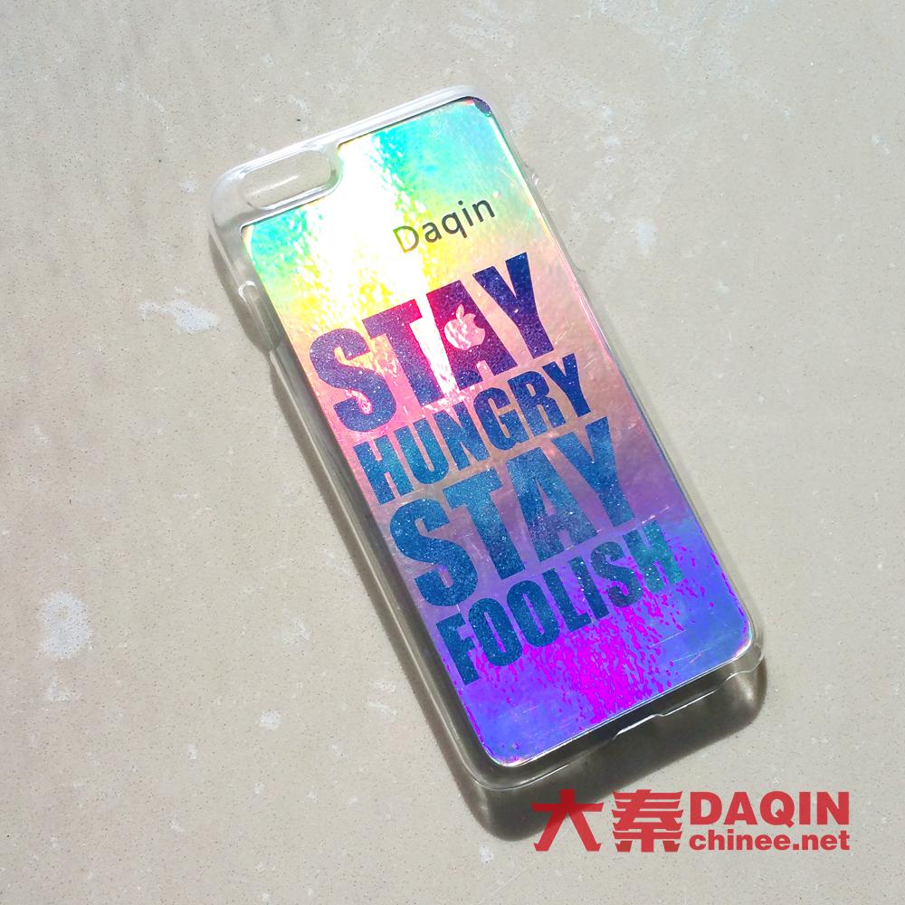 custom laser case for iPhone 6/6S Plus