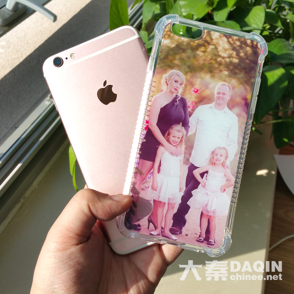 family group photo iPhone 6/6S Plus case