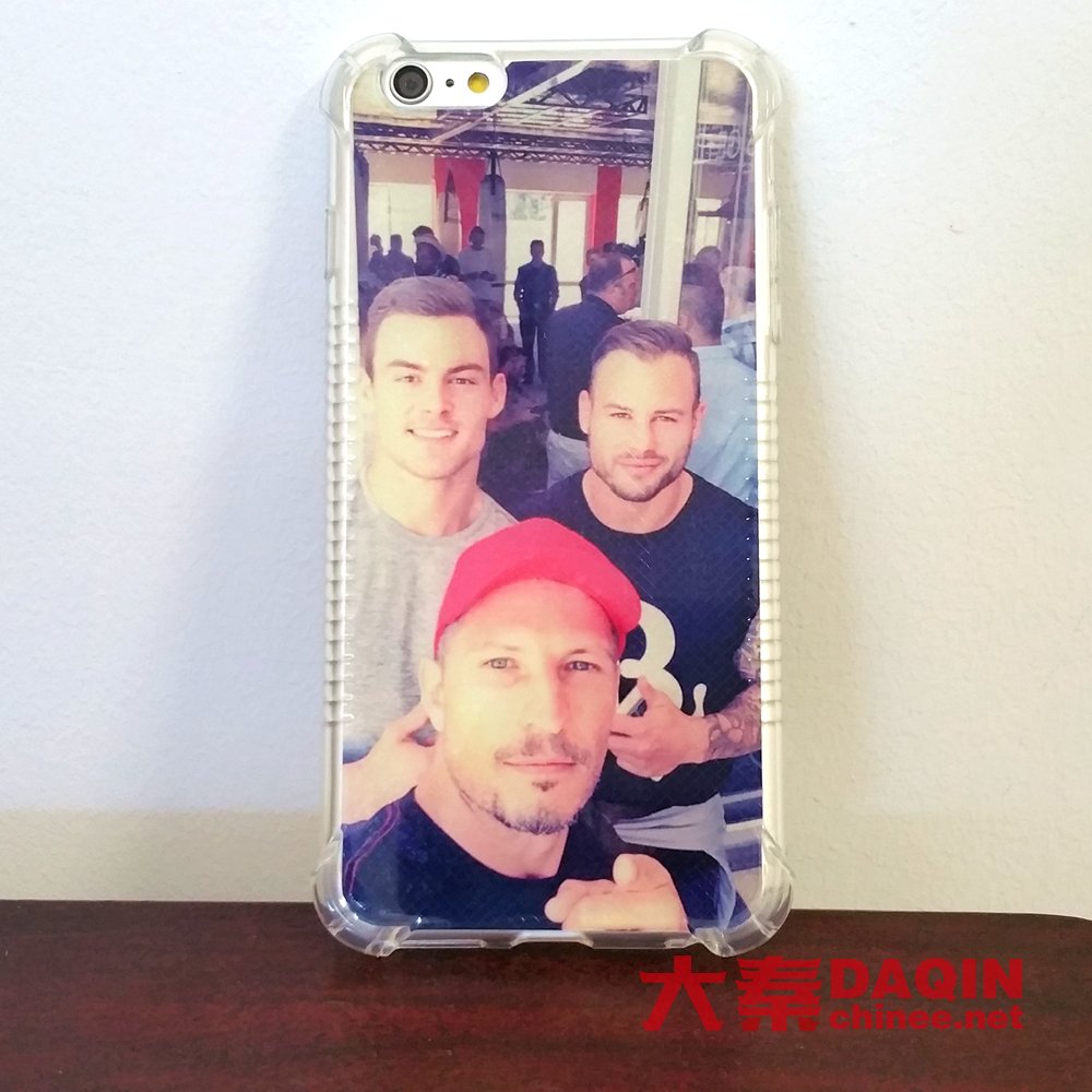 personalized iPhone 6/6S case