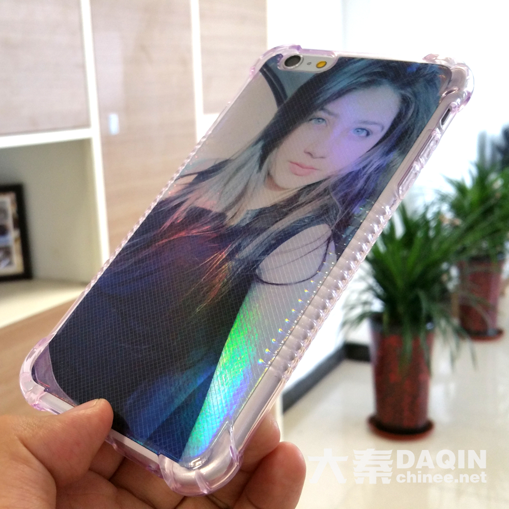 laser shining case