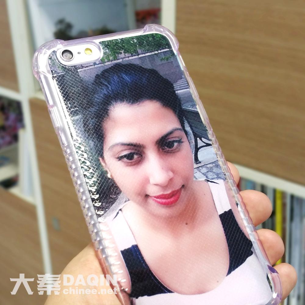 anti-slip anti-shock iPhone 6 case